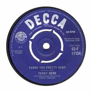Terry Dene - Thank You Pretty Baby