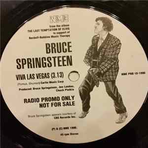 Bruce Springsteen / Paul McCartney - Viva Las Vegas / It's Now Or Never