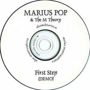 Marius Pop & The M Theory - First Step (Demo)
