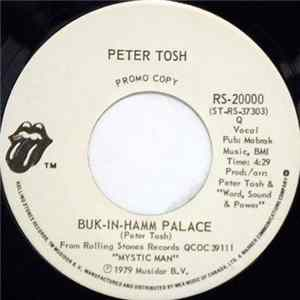 Peter Tosh - Buk-In-Hamm Palace / Recruiting Soldiers