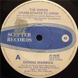 Dionne Warwick - The Green Grass Starts To Grow