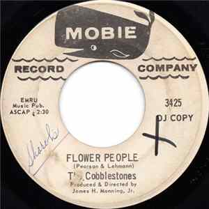 The Cobblestones - Flower People / Down With It
