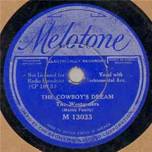 The Westerners - The Cowboy's Dream / Rounded Up In Glory