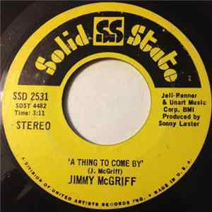 Jimmy McGriff - A Thing To Come By / Charlotte