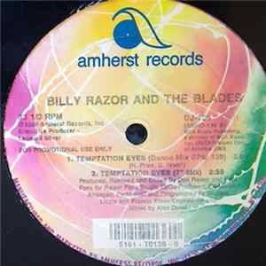 Billy Razor And The Blades - Temptation Eyes