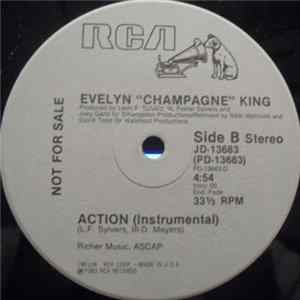 "Evelyn ""Champagne"" King - Action"