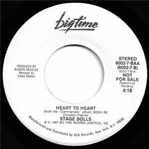 Stage Dolls - Heart To Heart