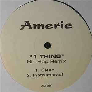 Amerie - 1 Thing (Hip-Hop Remix)